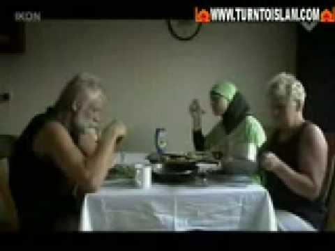 Wanita Belanda Yg Masuk Islam