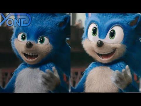 Internet Fixes Sonic Movie Youtube
