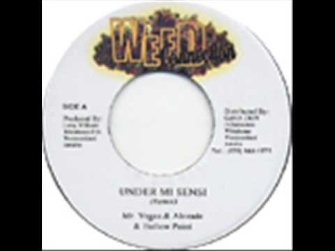 Mr Vegas - Under Mi Sensi