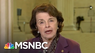 Dianne Feinstein: Jeff Sessions Is Wrong Man For The Time   Andrea Mitchell   MSNBC