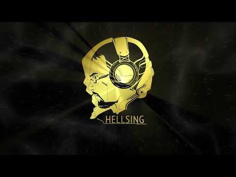 Intro logo gaming Hellsing