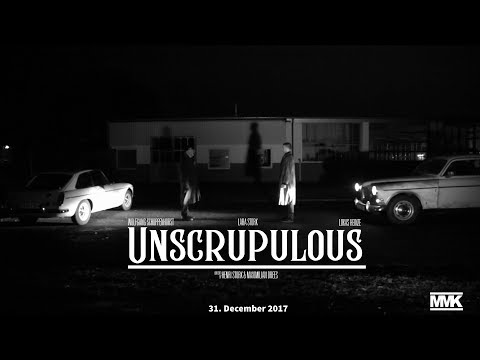 Unscrupulous - a one minute short film