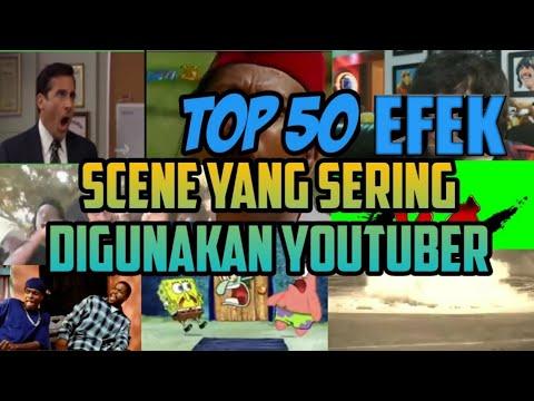 50 Efek Scene/Video Lucu Yang Sering Di Gunakan Para Youtuber_Prank Indonesia