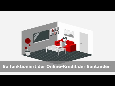 Ihr Kredit: Einfach, bequem und seriös mit der Santander Consumer Bank