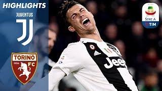 Juventus 1-1 Torino | Lukić fa sognare i Granata ma Ronaldo pareggia di testa all'84! | Serie A