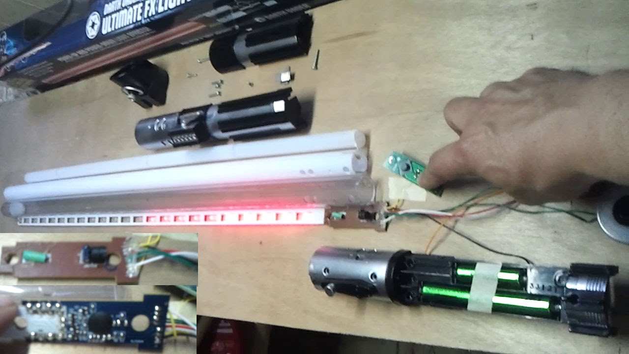maxresdefault ultimate fx star wars darth vader lightsaber disassembly youtube  at mifinder.co