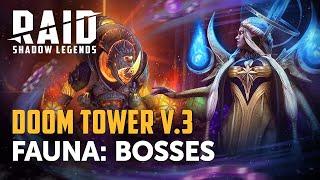 RAID: Shadow Legends | Doom Tower Update | 2 New Bosses