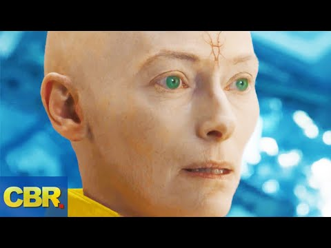 What Nobody Realized About The Ancient One In Avengers Endgame