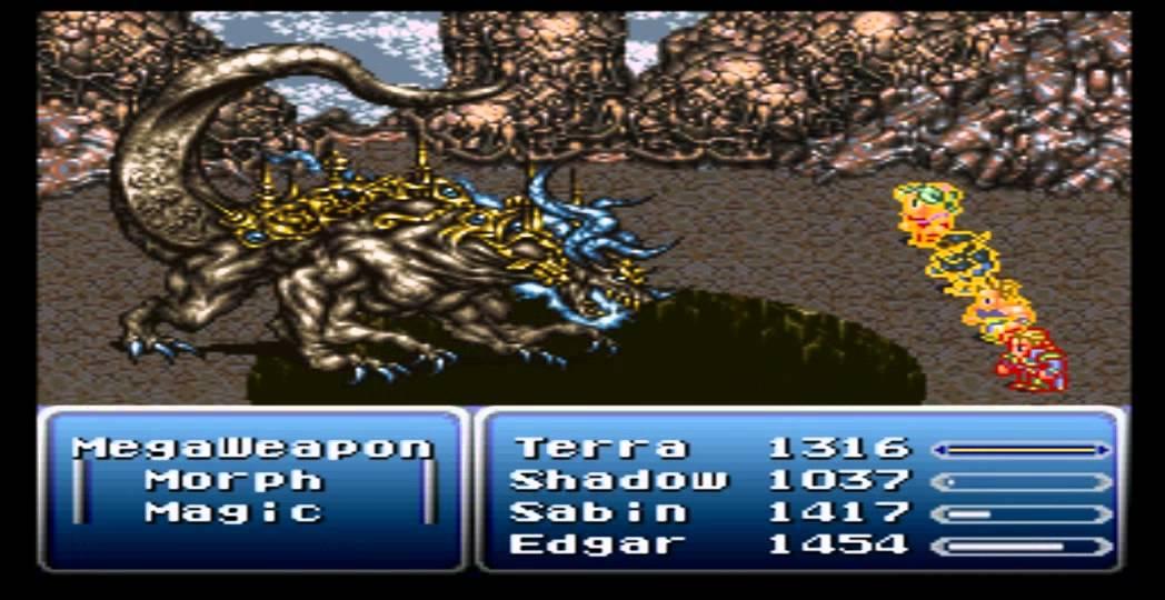 Final Fantasy 3 Atma Weapon YouTube