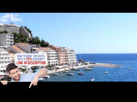 Hotel Obala, Budva, Montenegro HD review