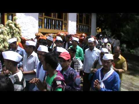 Ma Bhagwati Badiyakote ke mela Narendra danu