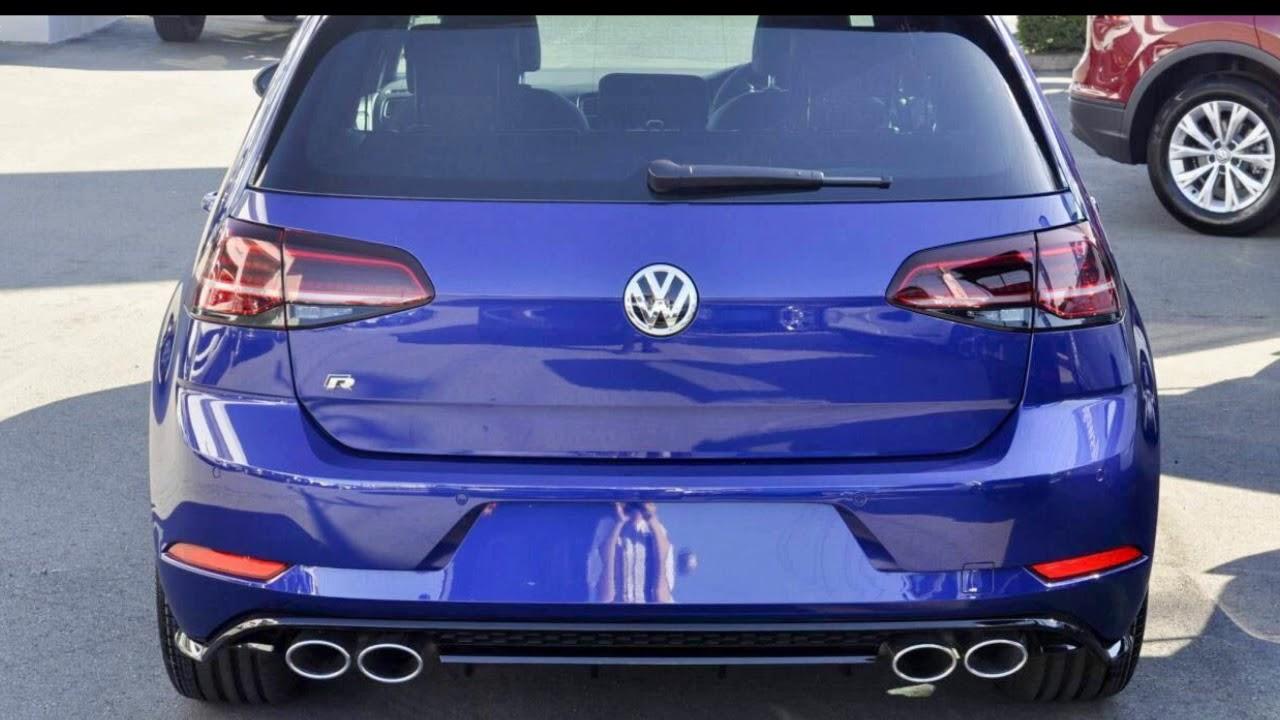 2017 volkswagen golf vii my17 r dsg 4motion lapiz blue 6 speed sports automatic dual clutch. Black Bedroom Furniture Sets. Home Design Ideas