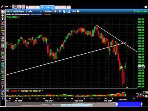 Professional SPY Weekly Analysis 10/19/14