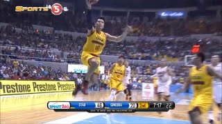 Highlights: Star Hotshots vs. Ginebra   Philippine Cup 2015-2016