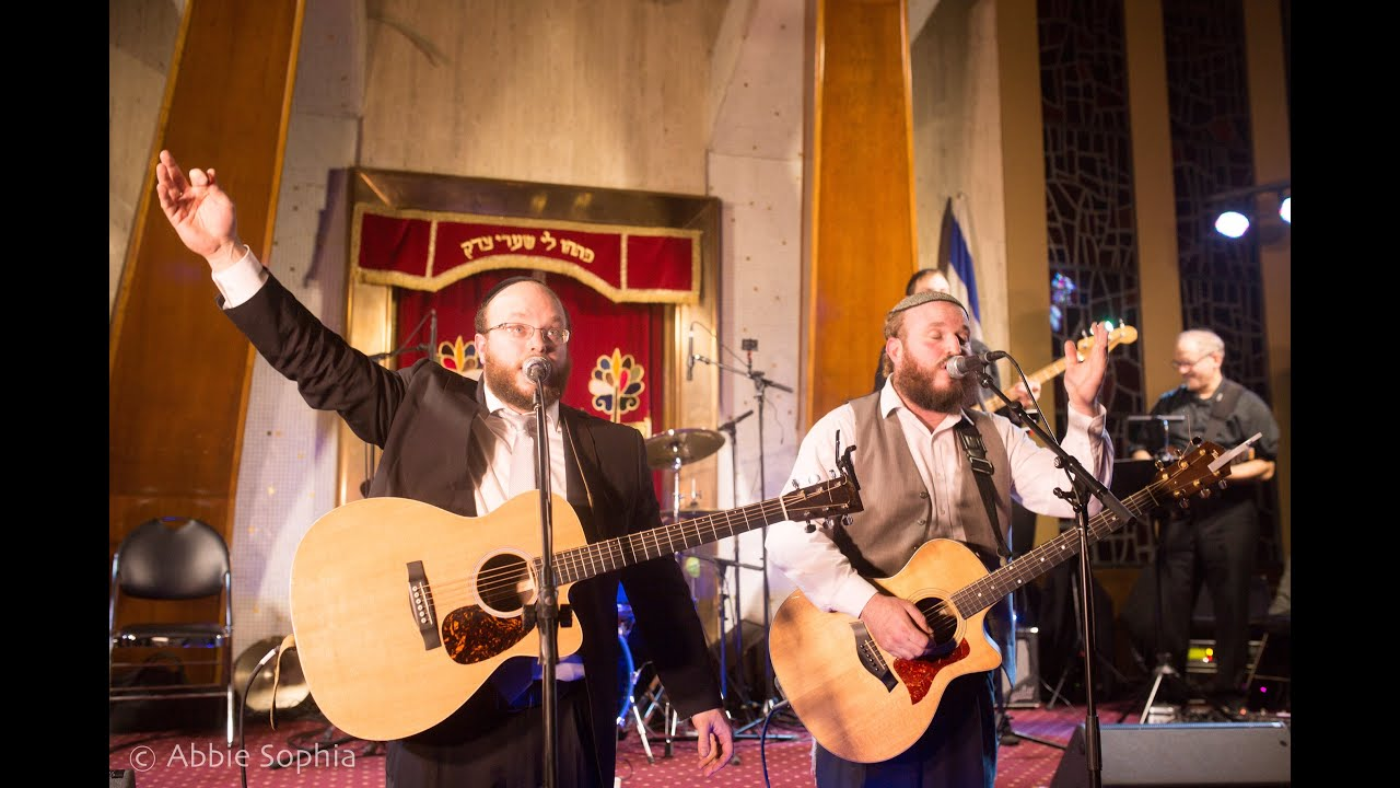 Lishuashca- Shlomo & Eitan Katz Live in New York -- לישועתך-שלמה ואיתן כ״ץ בהופעה חיה