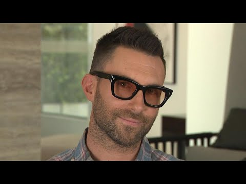 Adam Levine Talks Bromance With Blake Shelton! (Exclusive)