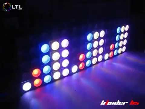 LTL Lighting Blinder B5 & LTL Lighting Blinder B5 - YouTube azcodes.com