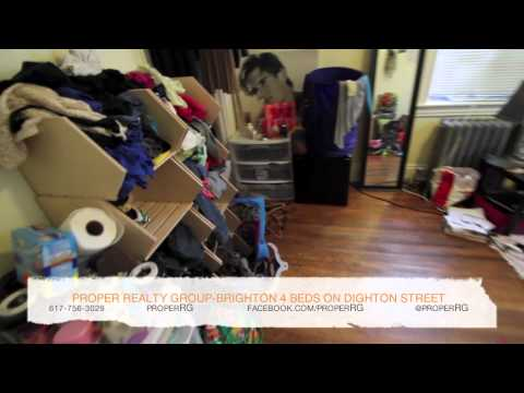 Boston Apartments - Brighton 4 Bed on Dighton St