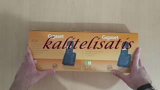 Gigaset 1 Harici Kablosuz Telefon Santrali Tanıtım