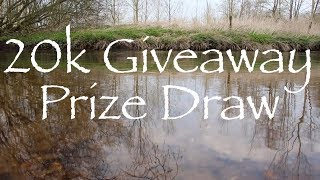 20K Giveaway Prize Draw. Hexi Stove Coffee by the River.