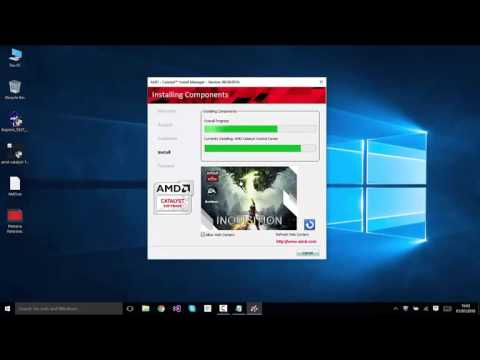 Windows 10 Amd Video Driver Issues