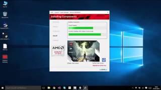 how to fix amd radeon r7 m260 m265 driver problems on windows 10 64 bits