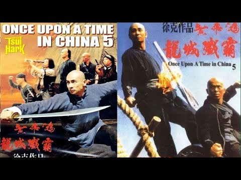 Jet Li vs Dion Lam | Once Upon a Time in China V (1994) | Best Fight Scene