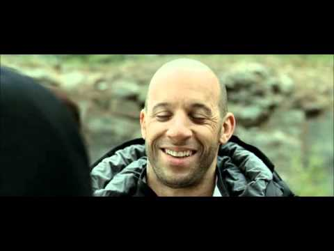 Dont fuck with me ! Vin Diesel in Balon AD