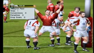 Rugby Challenge 2006 - Xbox Gameplay