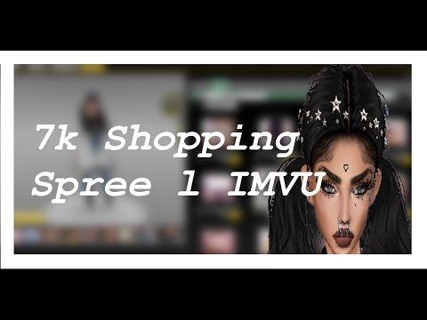 7k Shopping Spree I IMVU I Eightz