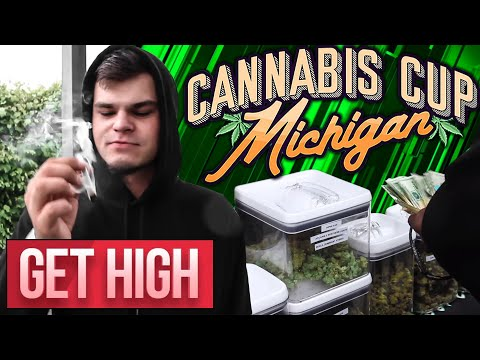 Cannabis cup Michigan 2019 Выставка марихуаны