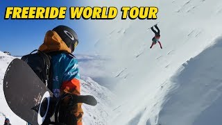 Immersion dans les coulisses du Freeride World Tour au Japon !