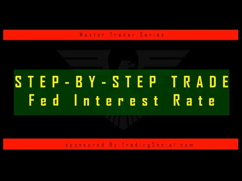 Fed interest rate decision forex