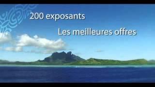 Clip du salon du tourisme Tahiti 2012