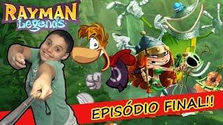 Rayman Legends Wii U - Episódio Final!!