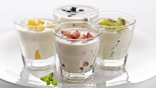 Как приготовить домашний йогурт в термосе