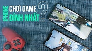 iPhone có thực sự chơi game đỉnh nhất?