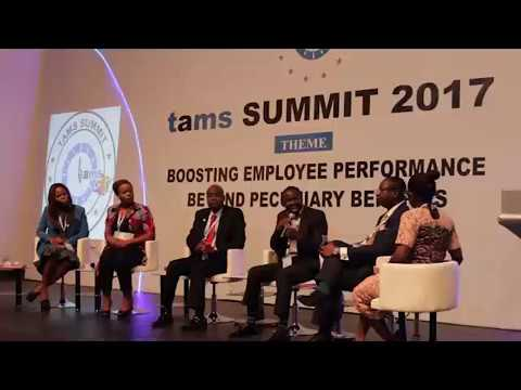 2017 TAMS Summit Panel Discussion with Q&A