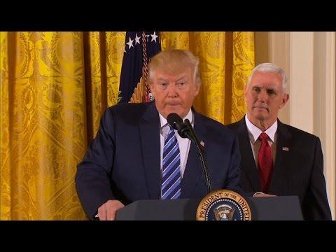 Libre-échange: Trump va renégocier l