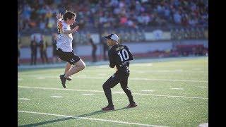 Game Highlights: San Francisco FlameThrowers at San Jose Spiders —Week 7