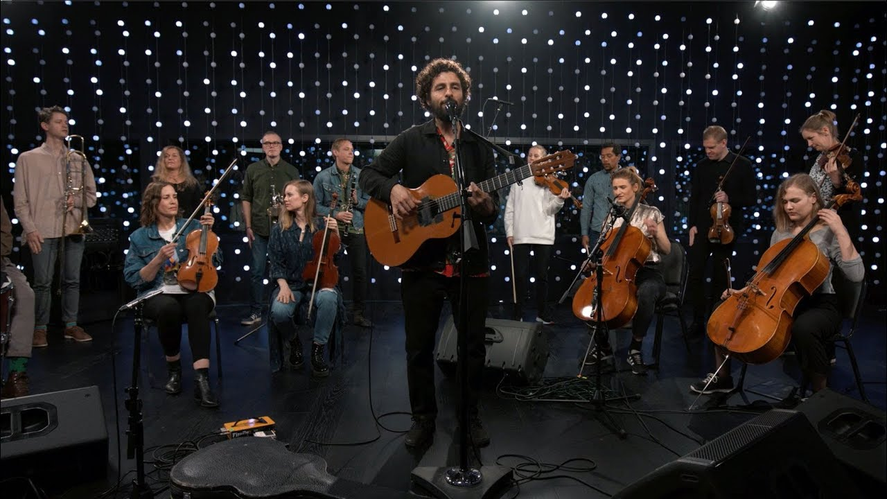 José González & The String Theory - Full Performance (Live on KEXP)