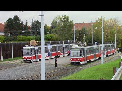 Trams & Trolleybuses in Brno Tramvaje a trolejbusy v Brně Straßenbahnen u. O-Busse in Brno (2/3)