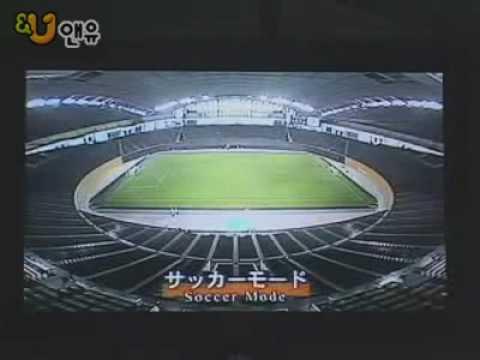 Sapporo Dome transform process