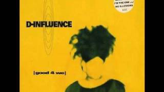 D Influence - For you I sing this song - Rare track