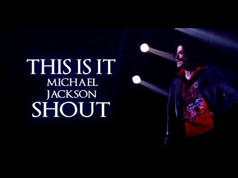 Download Michael Jackson - Shout (This Is It Rehearsal) (FANMADE)