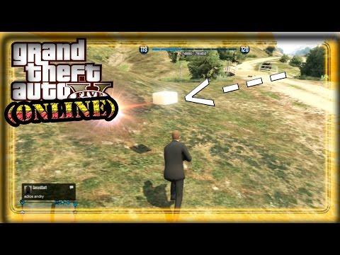 GTA 5 Online HD - ¡LA CAJA DORADA! ¡EN BUSCA DEL DINERO! + ¡TORNEO DE SALTOS!