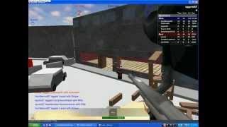 Roblox Paintball - Guns Shotgun to Sniper