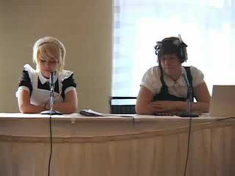 Anime Vegas Convention 2008 - The Ichigo Girls