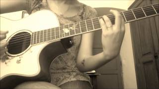 Lucky - Jason Mraz & Colbie Caillat (Acoustic Guitar Cover with Chords and Lyrics)