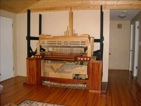 Pipe Organ Assembly